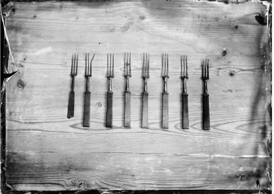 Antique Forks