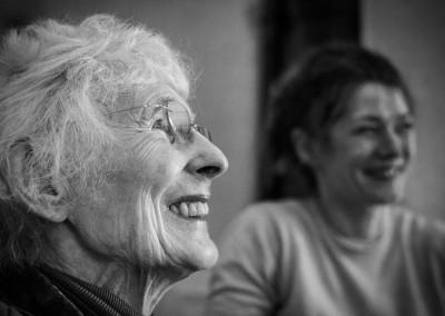 Elderly Homes Portrait