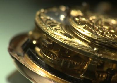 Pair Cased Verge Watch